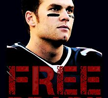 #FreeBrady shirt by Deezer509