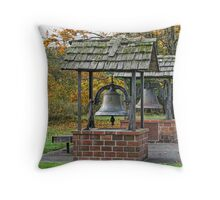 Ring the Bells Throw Pillow
