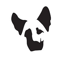 Bite me - German Shepherd by catherine bosman