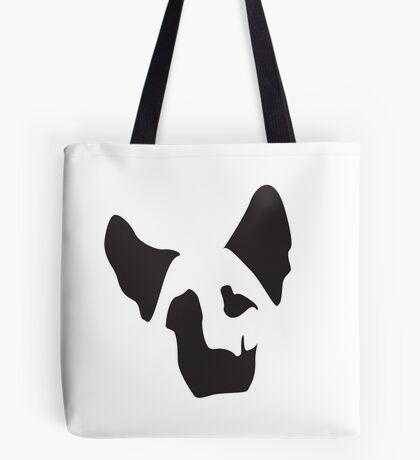 Bite me - German Shepherd Tote Bag