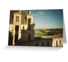 Des Ombres Greeting Card