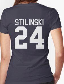 Stiles Stilinski's Jersey - white text T-Shirt