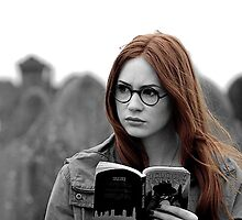 Amy Pond by Maninthefez