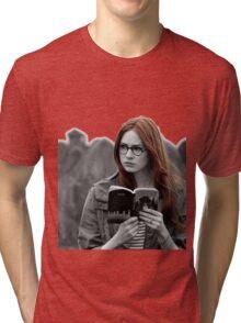 Amy Pond Tri-blend T-Shirt