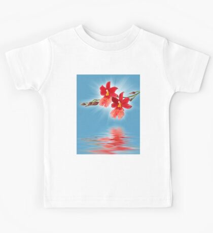 Orchid - 14 Kids Tee