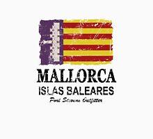Majorca Flag - Vintage Look T-Shirt