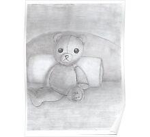 Teddy the Bear Poster