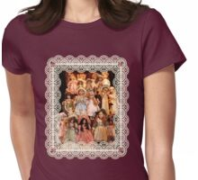 So Many Dolls! A Birthday Greeting Womens Fitted T-Shirt