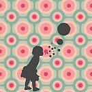 Blowing Bubbles by catherine barnhoorn