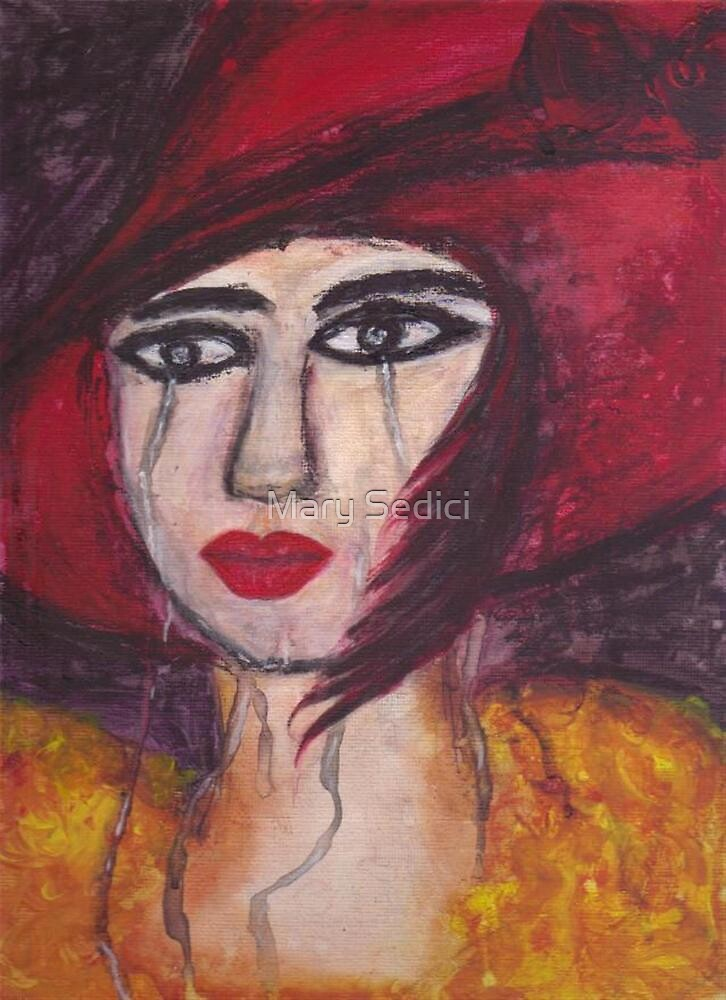 The Crying Diva by Mary Sedici