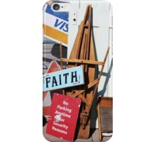 A Hodgepodge of Faith and Things iPhone Case/Skin