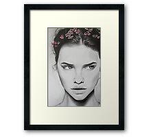 Portrait #1 Framed Print