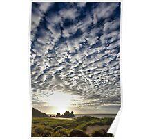 Sunrise at Camel Rock Poster