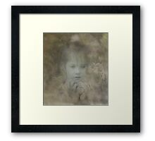 """""""Memories...."""" Framed Print"""