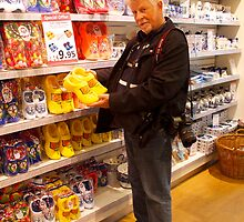 A Dutchman who shop like a tourist by foppe47