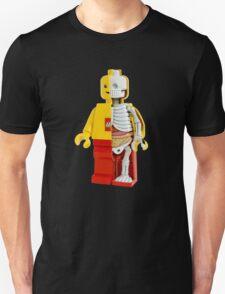 Lego - Lego Man - Anatomy T-Shirt