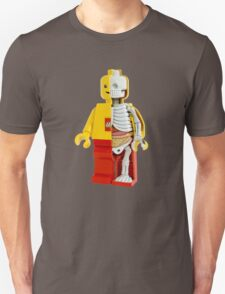 Lego - Lego Man - Anatomy T-Shirt