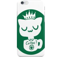 Cat Neko Cafe iPhone Case/Skin