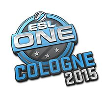 ESL One Cologne 2015  by BRPlatinum