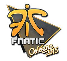 Fnatic Cologne 2015 Sticker by BRPlatinum