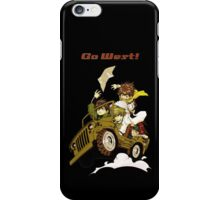 Saiyuki iPhone Case/Skin