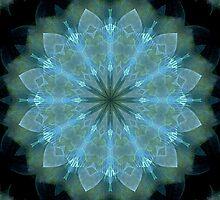Blue Organdy by Duckydaddles