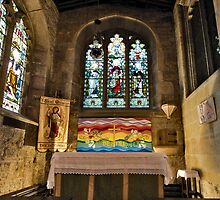 Hathersage Church by Elaine123