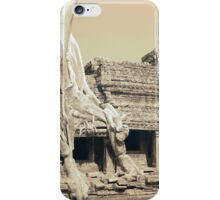 Preah Khan Tree iPhone Case/Skin