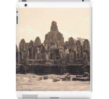 Bayon Temple, Angkor iPad Case/Skin