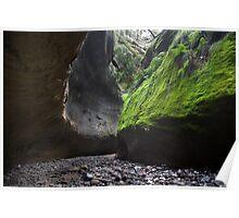 Carnarvon Gorge QLD Poster