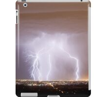 Summer Storm, Perth W.A iPad Case/Skin