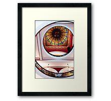Spiral Dance Framed Print