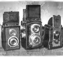 Twin Lens Reflex Cameras by Keith G. Hawley