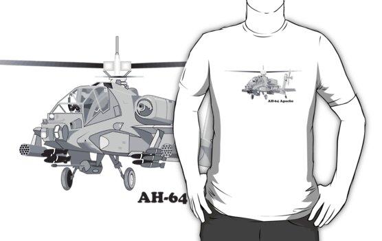 AH-64 Apache by Scott Westlake
