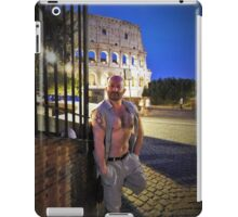 Troy - At The Colloseum iPad Case/Skin