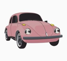 Pink Bug by Scott Westlake