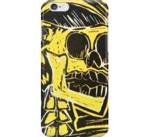 Skull Notebook & Phone case iPhone Case/Skin