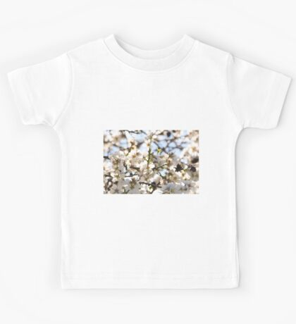 Spring almond blossoms Kids Tee