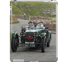 Three Castles Classic Welsh Trial 2015 ... iPad Case/Skin