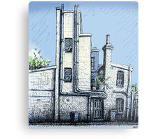 Hughes Lane, Potts Point Metal Print