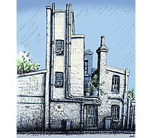 Hughes Lane, Potts Point Photographic Print