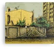 Lust for Life, Potts Point Metal Print