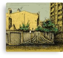 Lust for Life, Potts Point Canvas Print