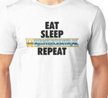 Wrestle Central - Repeat Unisex T-Shirt