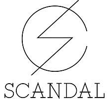 scandal S Photographic Print