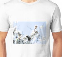 Springtime blossoms on the almond tree Unisex T-Shirt