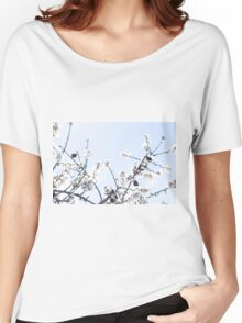 Beautiful Blossoms Women's Relaxed Fit T-Shirt