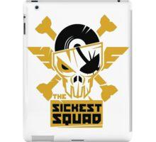 The Sickest Squad iPad Case/Skin
