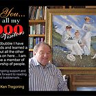 WOW 16000 Visitors to my spot on here by Ken Tregoning