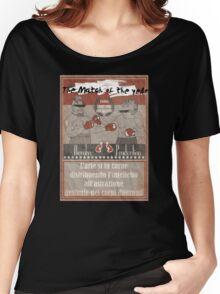 Dandy Vs Punk Women's Relaxed Fit T-Shirt